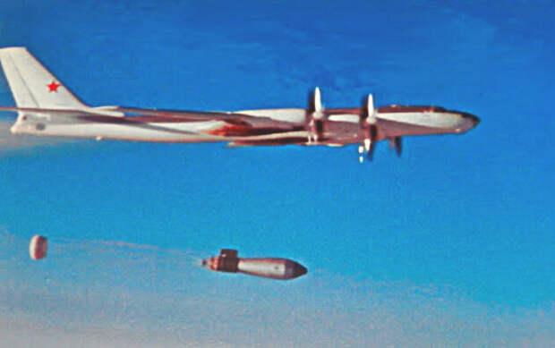 Как проходило испытание «Царь-бомбы» СССР, видео которого было засекречено