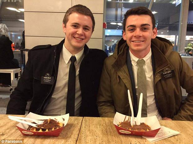 Выживший: 19-летний американец, ставший жертвой терактов в Брюсселе, пережил до этого нападения в Париже и взрыв в Бостоне