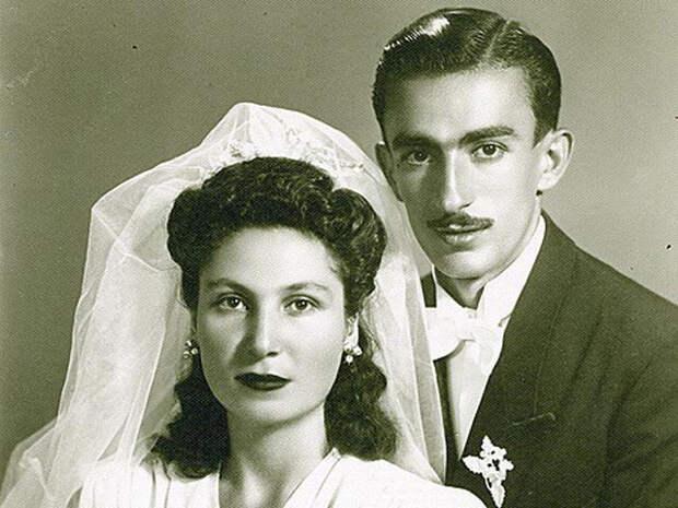 Гоар и Геворк Вартанян