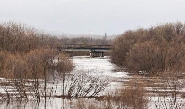 Жители затопленных половодьем домов в Башкирии могут не рассчитывать на компенсации