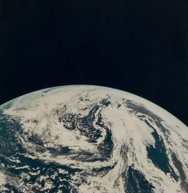 1969. май. Земля, до свидание