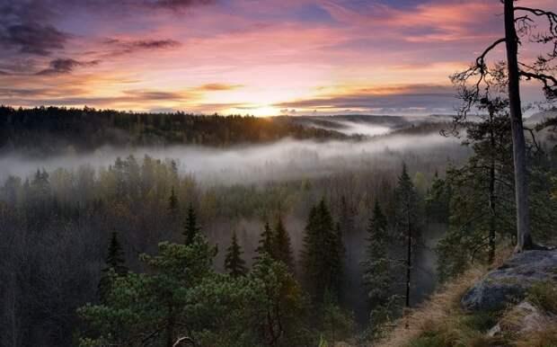 Живописная Финляндия