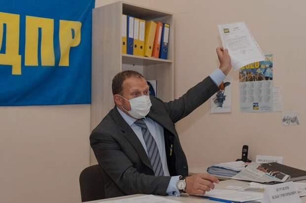ЛДПР, КПРФ и справороссы выдвинули кандидатов в губернаторы Севастополя