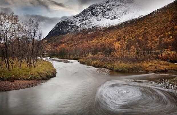 Красота природы от Фредрика Одмана Fredrik Odman