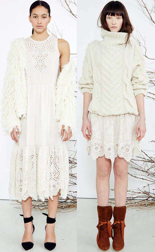 Вышивка белая гладь как украшение одежды