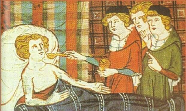 Загадочная средневековая эпидемия, унесшая тысячи жизней