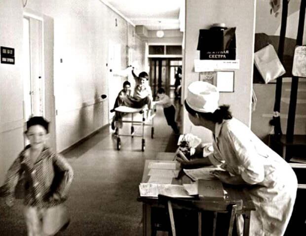 Десять детских радостей советской медицины