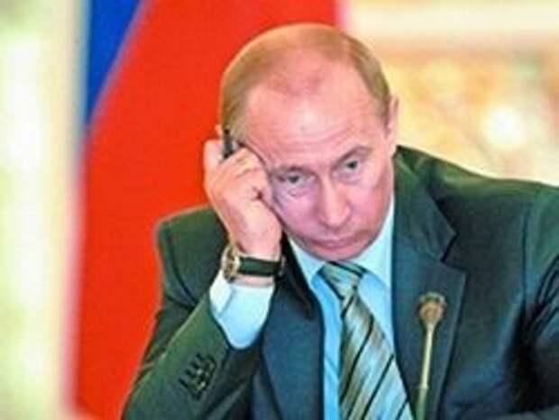 Новость на Newsland: Россия идет ко дну, как