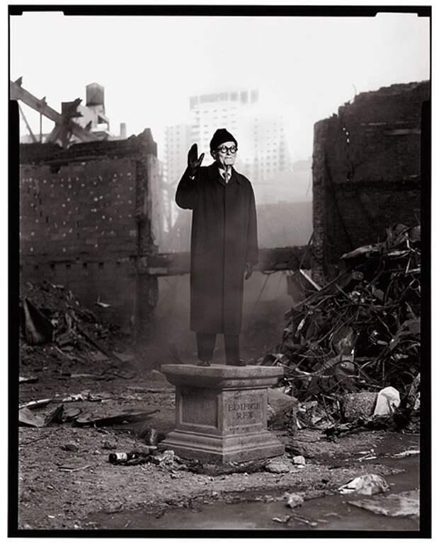 Легендарный фотограф Ричард Аведон