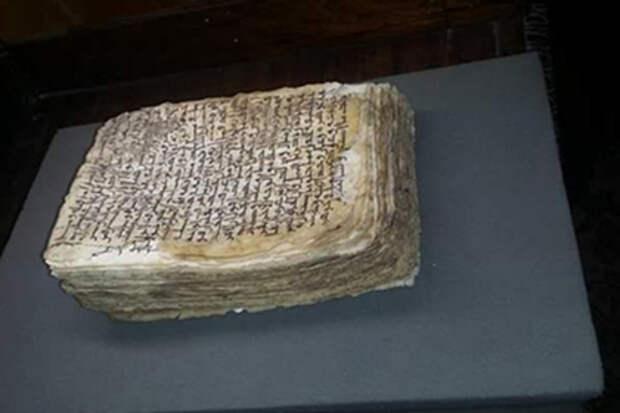 В рукописи VI века нашли рецепты Гиппократа