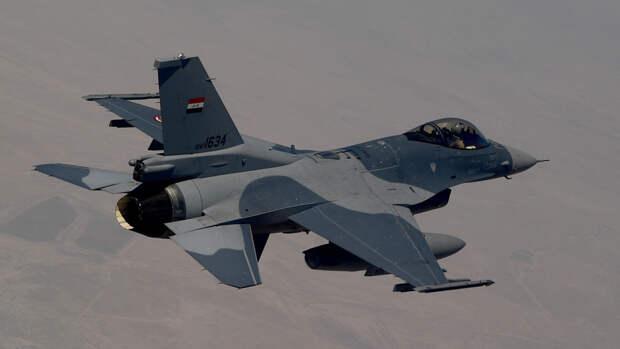 Польские эксперты объяснили причины деградации парка истребителей F-16 ВВС Ирака