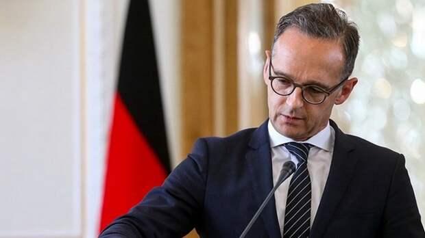 В Германии отвергли идею отказа от «Северного потока-2» в целях давления на Россию