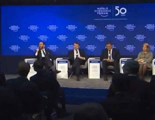 Всемирный экономический форум в Давосе отложен из-за COVID-19
