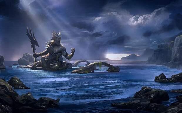 watermyths08 Пугающие мифы и легенды о воде