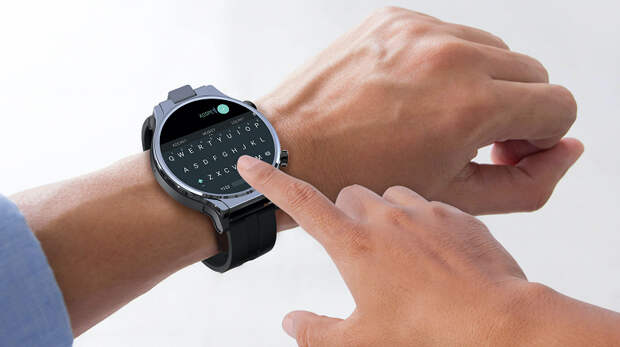 В Китае стартуют продажи первых часов с Android 10 и поворотной камерой Sony