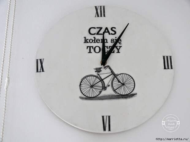 Часы для кухни своими руками (15) (700x525, 198Kb)