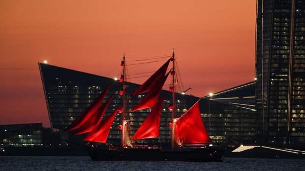 Петербургский праздник «Алые паруса» в этом году будет отличаться от предыдущих