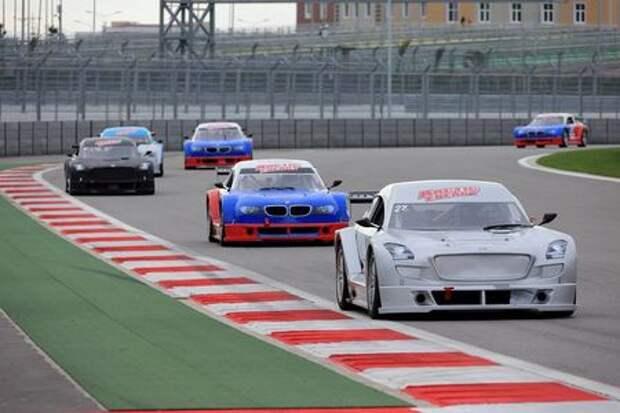 Звезды автоспорта и Mitjet поддержат Формулу 1