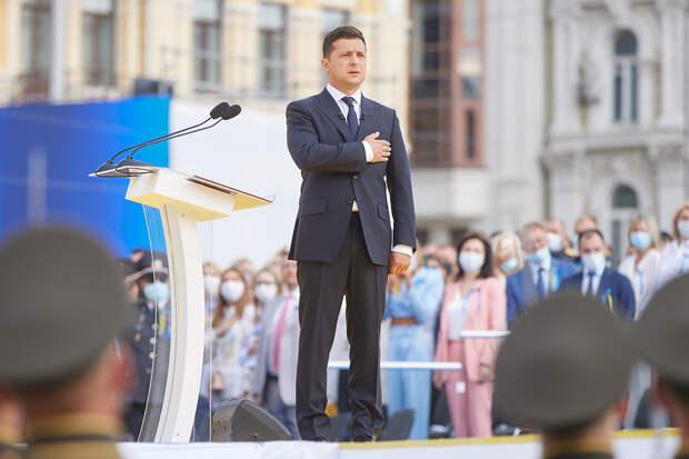 Зеленский потерял доверие украинцев