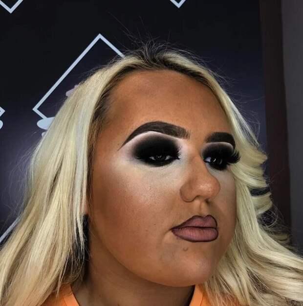 17. А вы за естественность или все-таки макияж необходим девушкам?