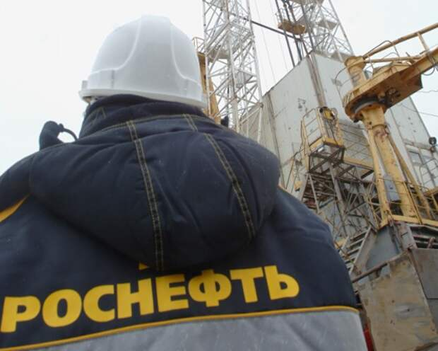 """""""Роснефть"""" поможет """"Газпрому"""" поставлять газ через """"Северный поток-2"""""""