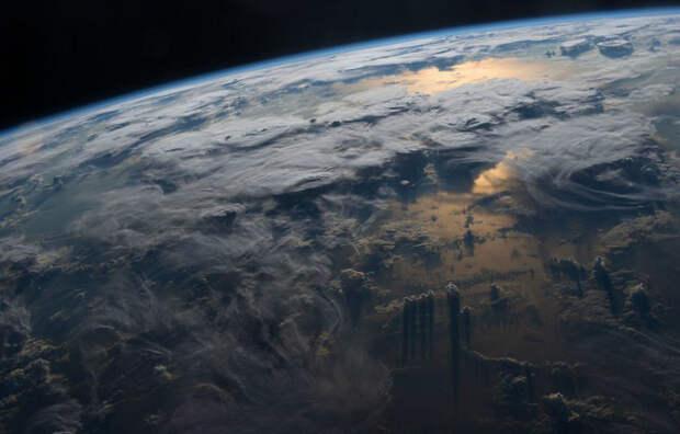 Комната с шикарным видом: завораживающие фото Земли с Международной космической станции