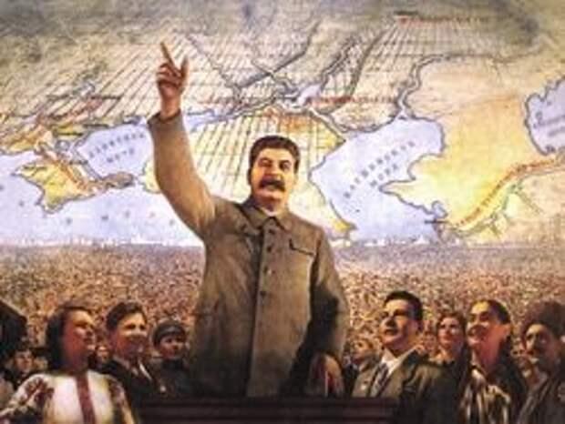 Новость на Newsland: Всемогущий Сталин