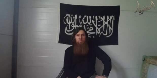 Лидер чеченских боевиков в Сирии выпустил видео с жалобами на критическую ситуацию