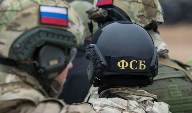 ФСБ показала видео задержания взорвавшего отдел полиции