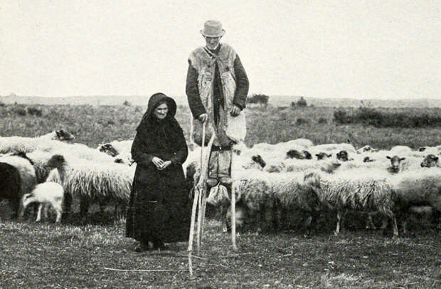 люди на ходулях история