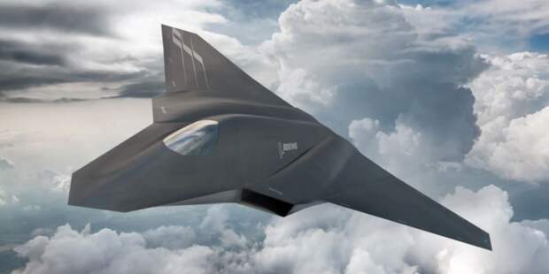 США испытали секретный прототип истребителя 6 поколения