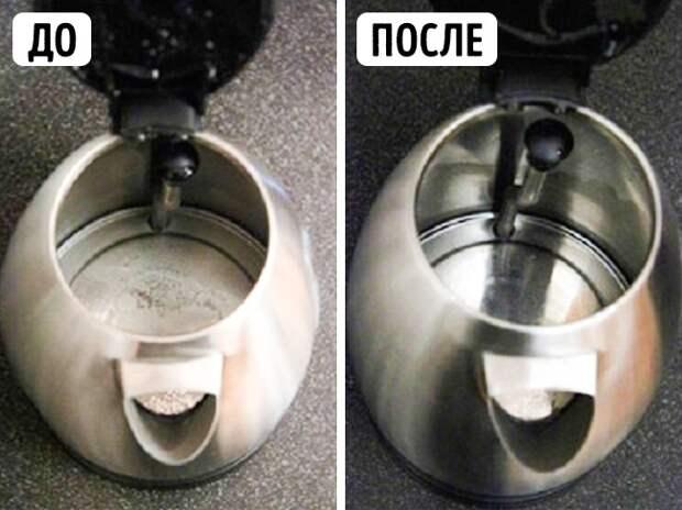 10 хитростей по уборке дома без химии