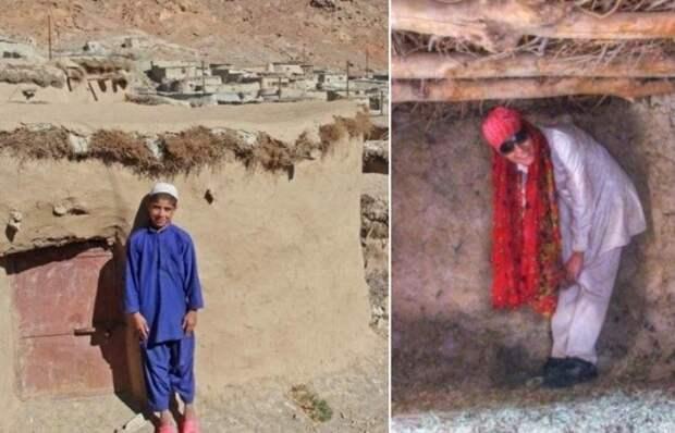 Иранская деревня, где всего лишь 100 лет назад жили люди-гномы