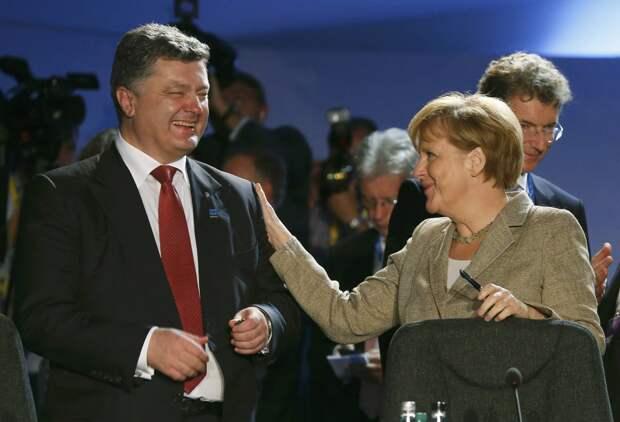 Почему Меркель заинтересована в продлении антироссийских санкций