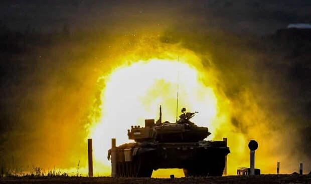 Американцы нашли неведомый российский танк