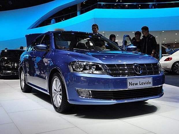 Топ-10 самых популярных автомобилей китайского рынка