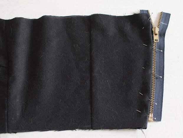 Переделка платья в тунику (Diy)