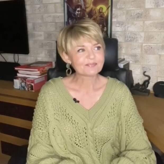 Юлия Меньшова рассказала о состоянии Веры Алентовой