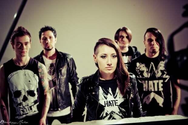 Рок-группа Louna выступит в Москве и Санкт-Петербурге