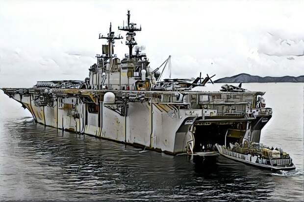 """""""Гибридоносец"""". Россия разрабатывает новый тип кораблей, не существовавший ранее."""