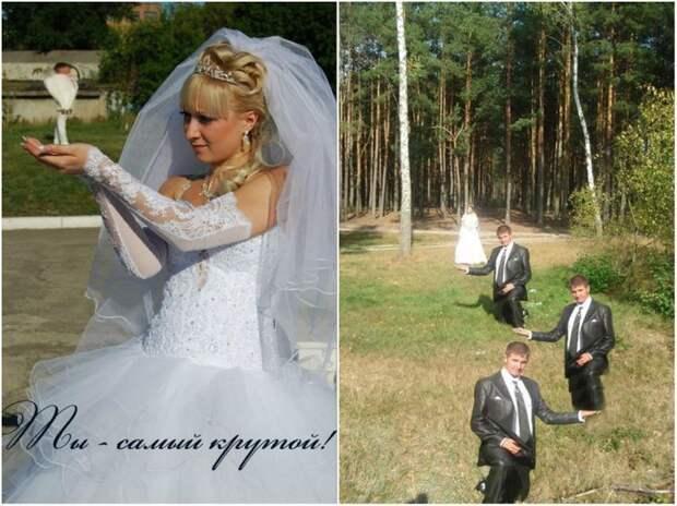 True Russsian Wedding, русская свадьба, свадебные приколы, безумная свадьба