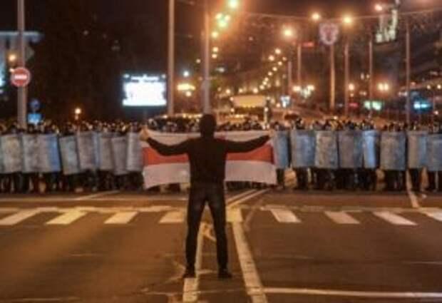 Журавко указал на причастность Украины к «майдану» в Беларуси