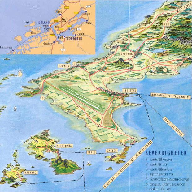 Норвежские археологи нашли поселение железного века