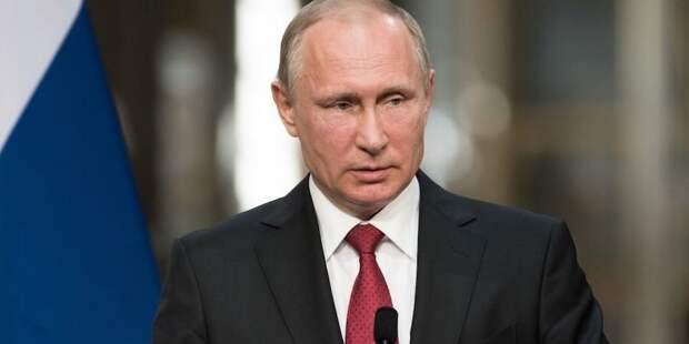 Путин обратил внимание Меркель на действия Киева