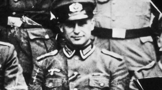 Палачи Гитлера, которых уничтожили спустя многие годы