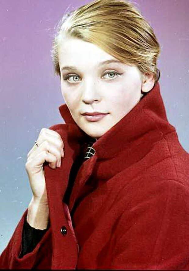 Знаменитые русские красавицы второй половины 20-го столетья