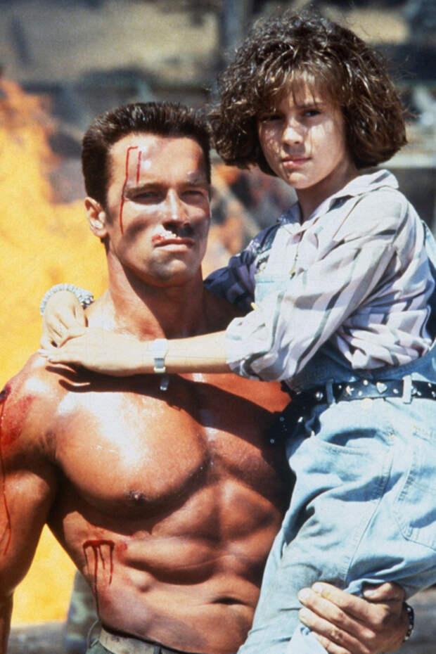 «Коммандос»... актёры фильма 30 лет спустя