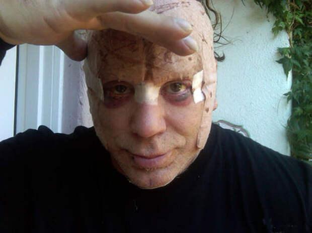 Микки Рурк – история одного лица