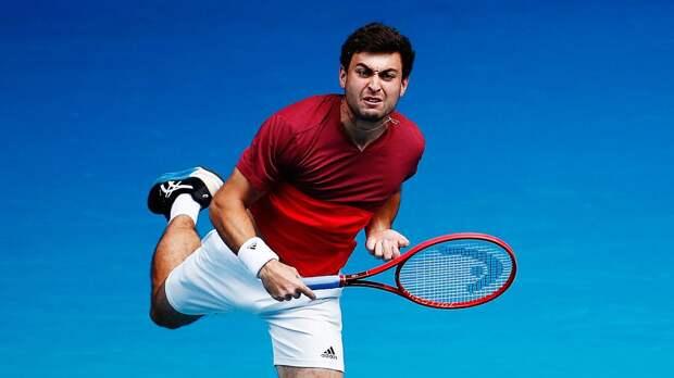 Газзаев — о победе Карацева: «Отличная популяризация спорта в Осетии, чтобы там занимались и теннисом»