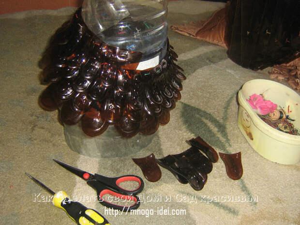 Поделки из пластиковых бутылок мк